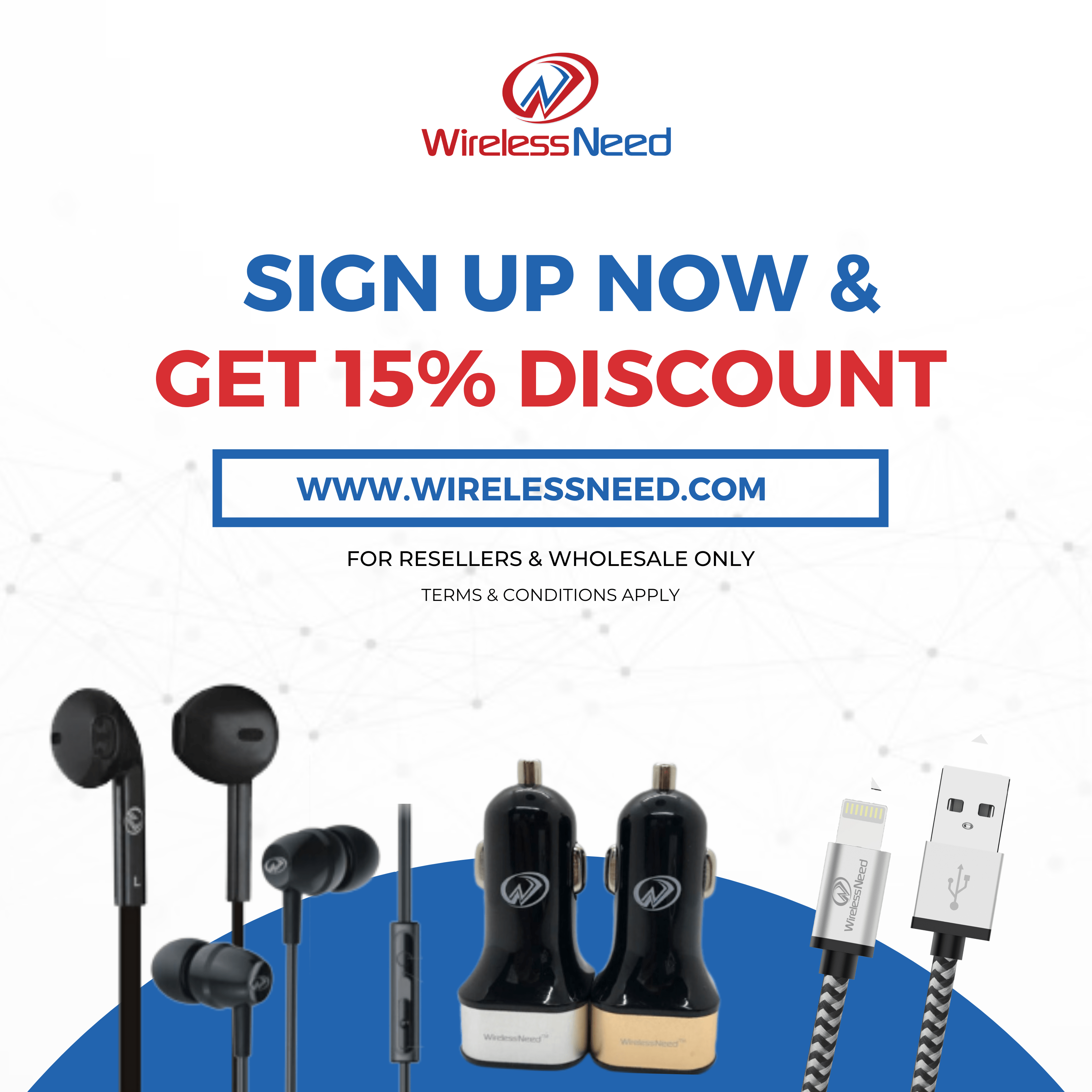 Discount Offer Sale WirelessNeed