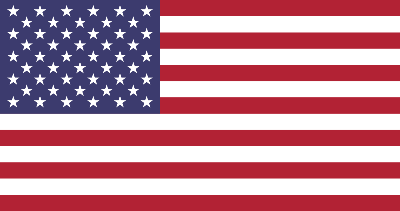United Stated of America Flag